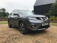 2016 Nissan X Trail 1.6 dCi N Tec 5dr [7 Seat] 5 door Estate