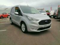 2019 Ford Transit Connect 200 L11.5 EcoBlue 120ps Limited Van Panel Van Diesel M