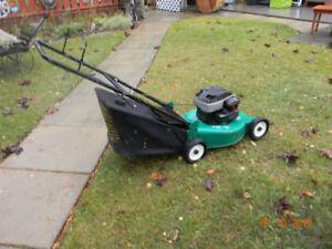 Lawn mower 4.5 HP