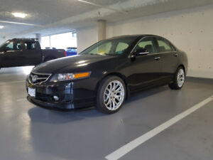 2007 acura tsx for sale! Manual !!