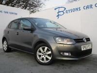 2013 63 Volkswagen Polo 1.2 ( 70ps ) Match Edition for sale in AYRSHIRE