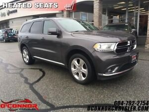 2015 Dodge Durango DURANGO GT AWD  - Leather Seats