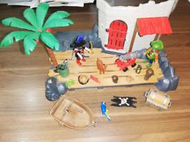 Playmobil Pirate Fort