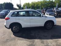 2016 Suzuki Vitara SZ4 Petrol white Manual