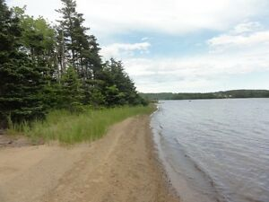 Approved Building Lot with a Natural Sand Beach