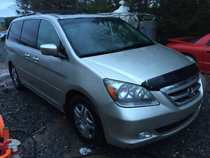 2005 HONDA ODYSSEY TOURING ONLY4995$TAX IN@902-293-6969