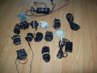 12 volt chargers and 110 volt chargers