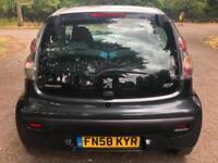 Peugeot 107 1.0 12v 2007MY Urban Move LONG MOT