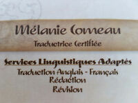 Services Linguistiques: Traduction, Révision, Mise en Page