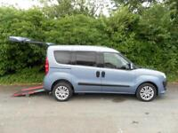Fiat Doblo 1.6 16v 105 Diesel Eleganza WAV Wheelchair Access Disability Car