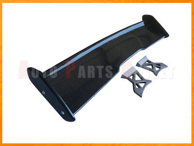 GTS Style Carbon Fiber Trunk Spoiler Wing For 15 18 BMW F82 M4 Only