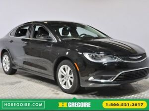 2016 Chrysler 200 Limited CAMERA GR COMFORT