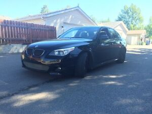 2007 bmw 550i M-package