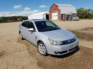 LOW KMS **81,000** 2008 Ford Focus SES