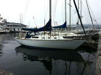 Sailboat 1967 Morgan 34