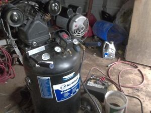 30 Gallon upright compressor