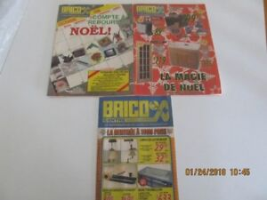 Brico catalogues