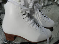 2 pairs of  top quality Figure Skates
