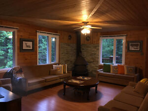 Cabin for Rent Victoria Beach Restricted Area