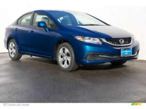 Feeler ad - 2013 Honda Civic DX