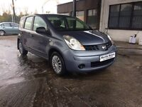 late 2008 nissan note