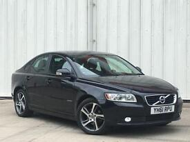 Volvo S40 1.6D 2012 MY DRIVe SE Lux edition PX SWAP FINANCE AVAILABLE