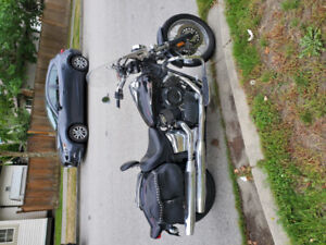 2007 Yamaha v star 1100 *mint*