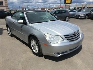 2008 Chrysler Sebring Convertible Touring, FINANCEMENT MAISON