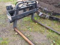 Suton Machinery Wrapped Bale Handler For Sale