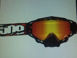 509 Sinister X5 Chromium Snowmobile Goggles