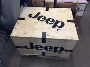 Jeep crate