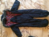 Marks and Spencer pram suit / all in one / snow suit 9-12 months