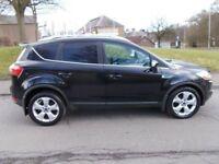 Ford Kuga 2.0 TITANIUM X TDCI (black) 2011