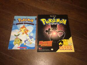 Pokemon Book Set