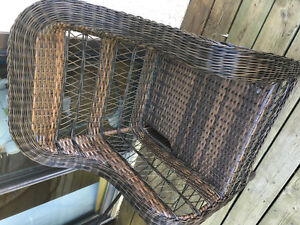 Wanted wicker look chair