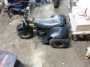 1970  3 wheeler