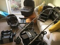 Mamas and Papas MPX Full travel System