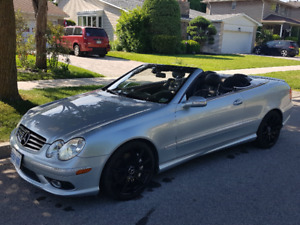 2005 Mercedes-Benz AMG CLK 55 for only.... $19,995