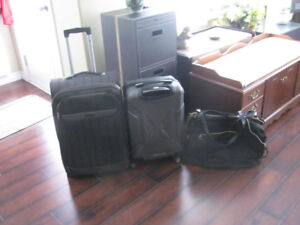 3pc luggage set