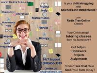 English & Math Tutors For All Grades Guelph, Ontario