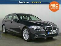 2016 BMW 5 Series 530d Luxury 5dr Step Auto Touring ESTATE Diesel Automatic