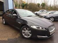 2013 Jaguar XF 3.0 TD V6 Luxury 4dr (start/stop)