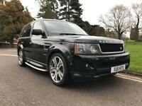 2011 Land Rover Range Rover Sport 5.0 V8 Supercharged HSE 5dr CommandShift 5 ...