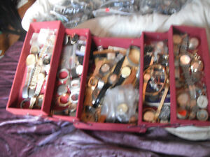 BLING parts and higher end watches.(my rolex box)