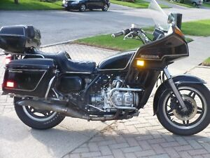 1982 Goldwing Interstate 1100