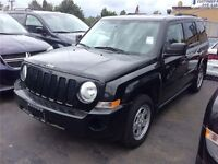 2009 Jeep Patriot SPORT w/AC 1 YEAR WARRANTY INC