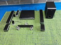 Sony surround sound home theatre system
