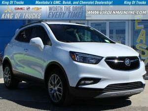 2018 Buick Encore Sport Touring  SiriusXM I Remote Start