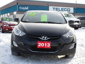 2013 Hyundai Elantra BLACK BEAUTY !