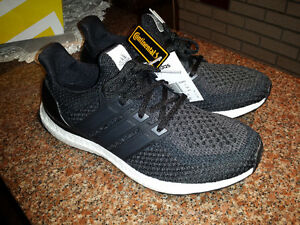 Adidas Ultraboost Core Black DS Size 9